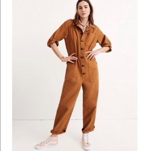 Madewell Jumpsuit Coveralls